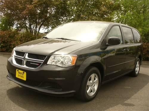 2013 dodge grand caravan van passenger sxt for sale in medford oregon. Cars Review. Best American Auto & Cars Review