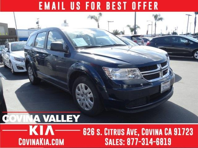 2013 Dodge Journey American Value Package American
