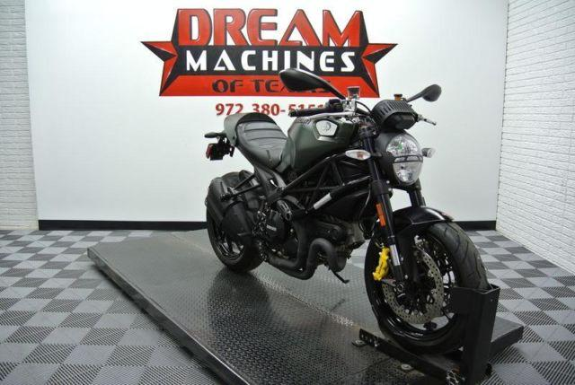 2013 ducati monster 1100 evo diesel special edition for sale in dallas texas classified. Black Bedroom Furniture Sets. Home Design Ideas