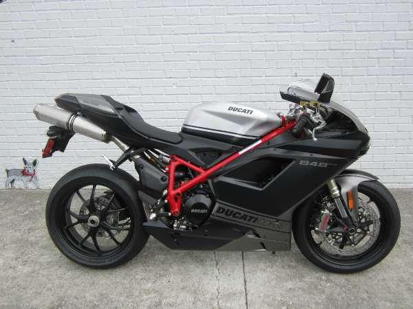 2013 Ducati Superbike 848 EVO Corse SE for Sale in Chattanooga ...