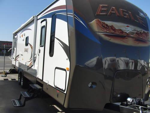 2013 Eagle 298RLDS Travel Trailer