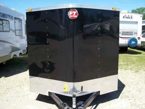 2013 ENCLOSED CARGO TRAILERS 7X14