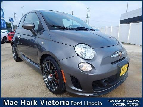 2013 fiat 500 2 door convertible for sale in victoria texas classified. Black Bedroom Furniture Sets. Home Design Ideas