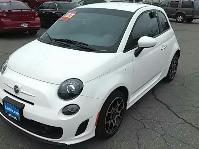 2013 fiat 500 2dr hatchback turbo turbo for sale in hollister idaho classified. Black Bedroom Furniture Sets. Home Design Ideas