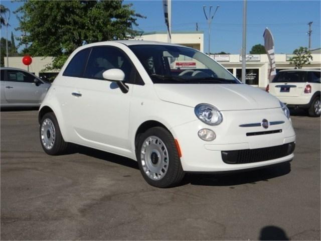2013 Fiat 500 Coupe 2dr HB Pop for Sale in Van Nuys ...