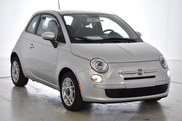 2013 FIAT 500 Pop Pop 2dr Hatchback