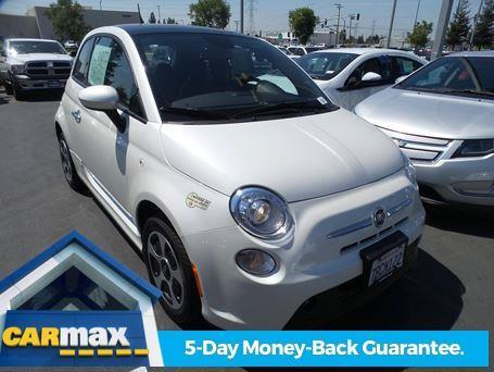 2013 FIAT 500e Base Base 2dr Hatchback