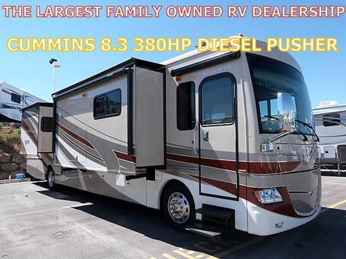 2013 Fleetwood RV Discovery 40E Class A Diesel