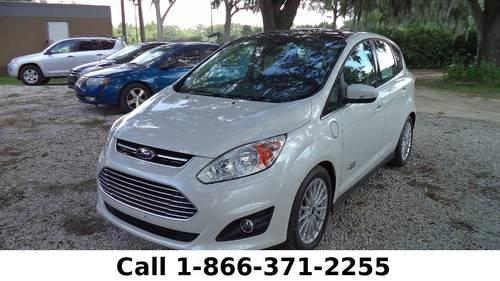 2013 Ford C-max Energi SEL - Back-up Sensors - Sunroof