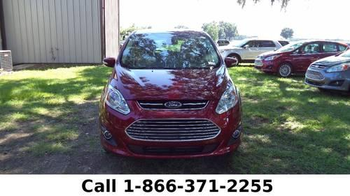 2013 Ford C-max Hybrid SEL - Leather Seats - Push