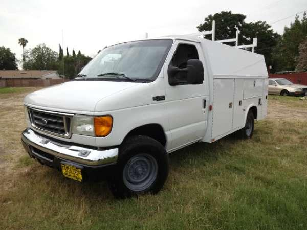 2013 ford e 350 plumbers van for sale in northridge california classified. Black Bedroom Furniture Sets. Home Design Ideas
