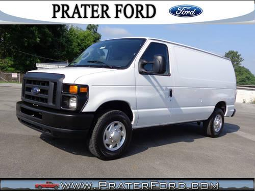 2013 Ford E Series Cargo Cargo Van E 250 For Sale In