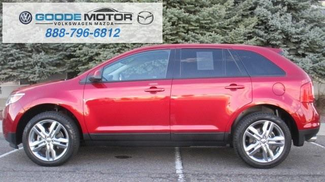 2013 ford edge 4dr sel awd for sale in hollister idaho classified. Black Bedroom Furniture Sets. Home Design Ideas