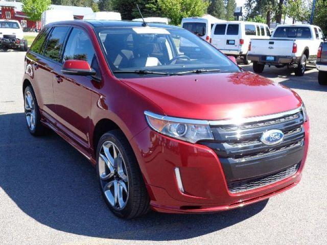 2013 ford edge awd for sale in coeur d 39 alene idaho classified. Black Bedroom Furniture Sets. Home Design Ideas