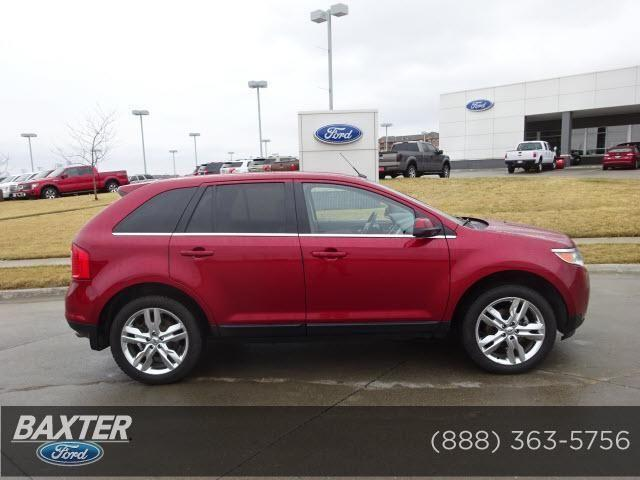 2013 Ford Edge Crossover AWD Limited