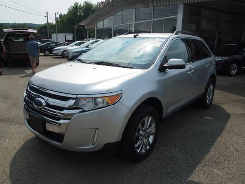 2013 ford edge crossover awd limited awd for sale in dunbar pennsylvania classified. Black Bedroom Furniture Sets. Home Design Ideas