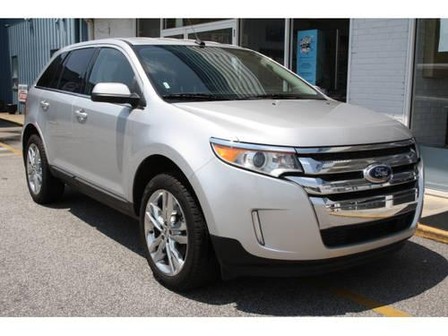 2013 ford edge crossover limited for sale in darlington south carolina classified. Black Bedroom Furniture Sets. Home Design Ideas