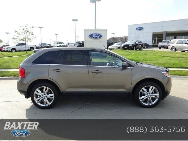 2013 Ford Edge Crossover Limited