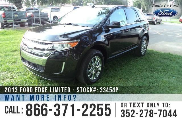 2013 Ford Edge Limited - 32K Miles - Financing