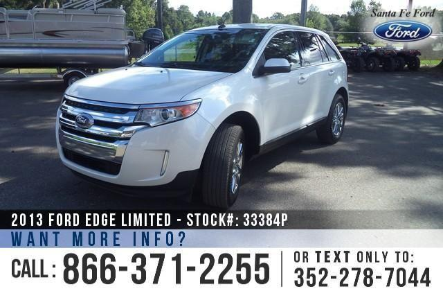 2013 Ford Edge Limited - 38K Miles - On-site Financing!