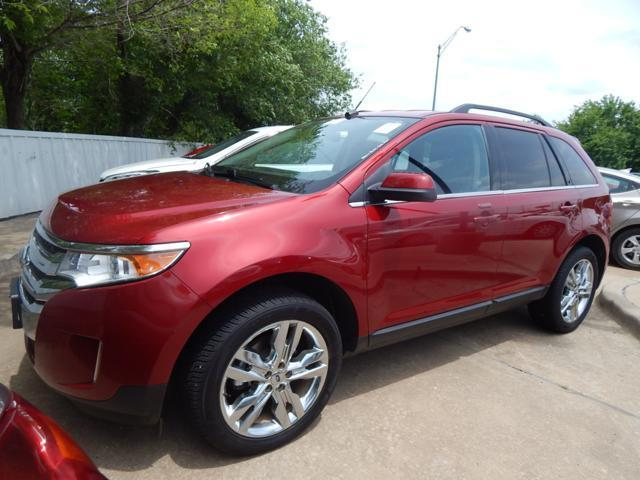 2013 ford edge limited 4dr suv for sale in oklahoma city oklahoma classified. Black Bedroom Furniture Sets. Home Design Ideas