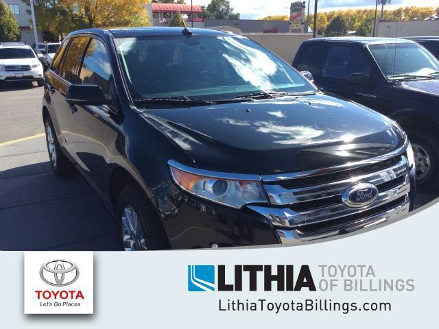 2013 Ford Edge Limited AWD Limited 4dr Crossover