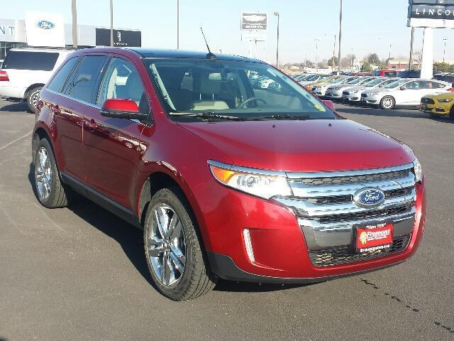2013 ford edge limited awd limited 4dr suv for sale in scottsbluff nebraska classified. Black Bedroom Furniture Sets. Home Design Ideas