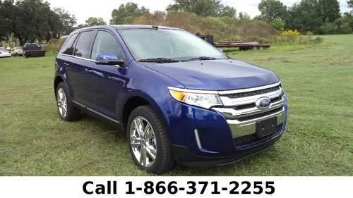 2013 Ford Edge Limited - Leather Seats - Push Button