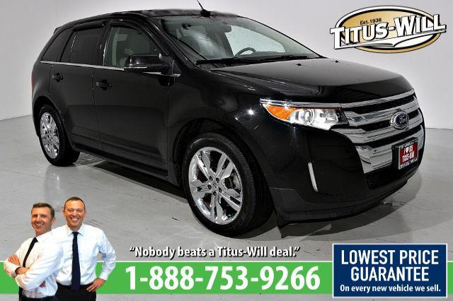 2013 Ford Edge Limited Limited 4dr Crossover