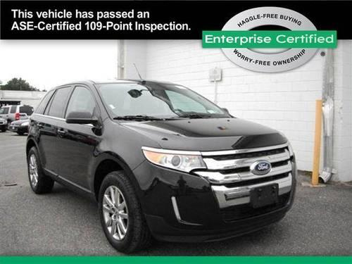 2013 ford edge limited sport utility 4d review 2013