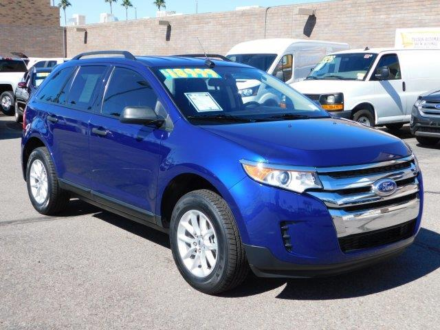 2013 Ford Edge SE SE 4dr Crossover
