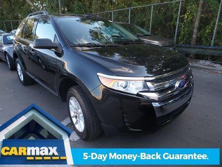 2013 Ford Edge SE SE 4dr SUV