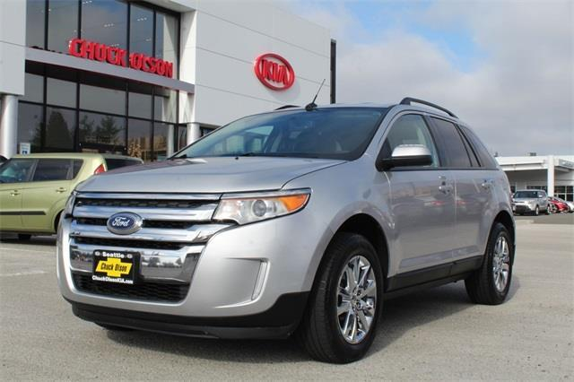 2013 Ford Edge SEL AWD SEL 4dr Crossover