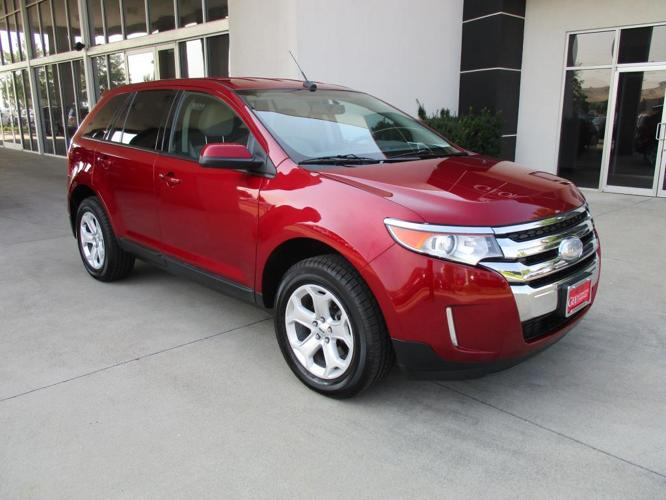 2013 ford edge sel awd sel 4dr crossover for sale in liberty lake washington classified. Black Bedroom Furniture Sets. Home Design Ideas