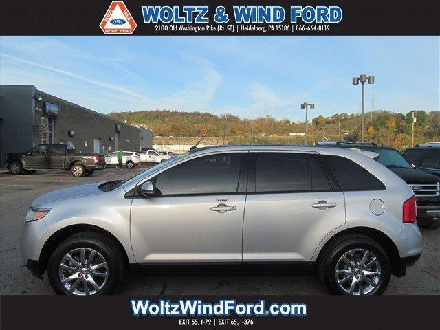 2013 ford edge sel awd sel 4dr suv for sale in carnegie pennsylvania classified. Black Bedroom Furniture Sets. Home Design Ideas