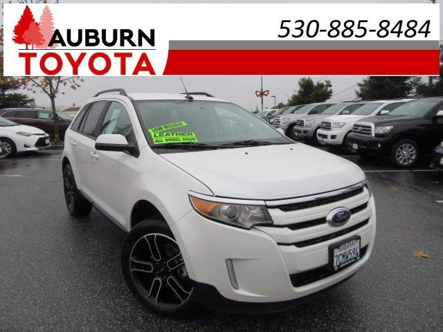 2013 ford edge sel awd sel 4dr suv for sale in auburn california classified. Black Bedroom Furniture Sets. Home Design Ideas