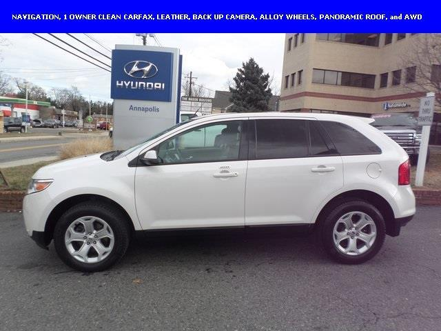 2013 ford edge sel awd sel 4dr suv for sale in annapolis maryland classified. Black Bedroom Furniture Sets. Home Design Ideas