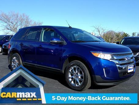 2013 Ford Edge SEL AWD SEL 4dr SUV