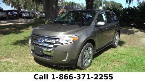 2013 Ford Edge SEL - GPS/NAV - Keyless Entry