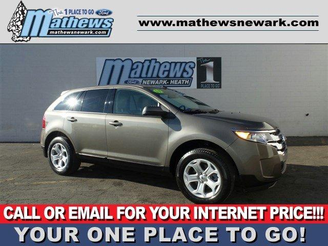 2013 ford edge sel heath oh for sale in newark ohio classified. Black Bedroom Furniture Sets. Home Design Ideas