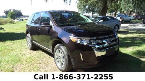 2013 Ford Edge SEL - Keyless Entry - Leather Seats