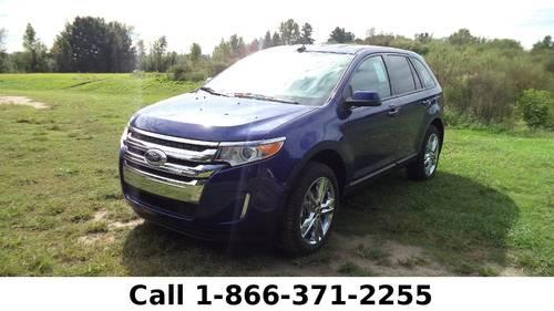 2013 Ford Edge SEL - Leather Seats - Back-up Cam