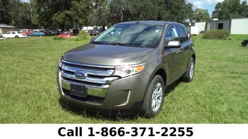 2013 Ford Edge SEL - Leather Seats - Touch Screen