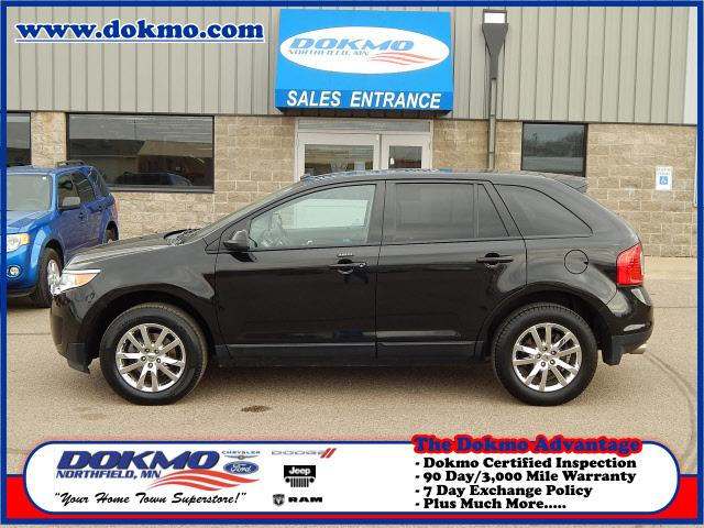 2013 ford edge sel northfield mn for sale in northfield minnesota classified. Black Bedroom Furniture Sets. Home Design Ideas