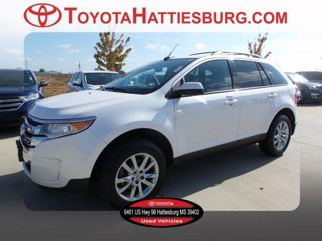 2013 ford edge sel sel 4dr crossover for sale in hattiesburg mississippi classified. Black Bedroom Furniture Sets. Home Design Ideas