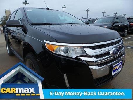 2013 Ford Edge SEL SEL 4dr SUV