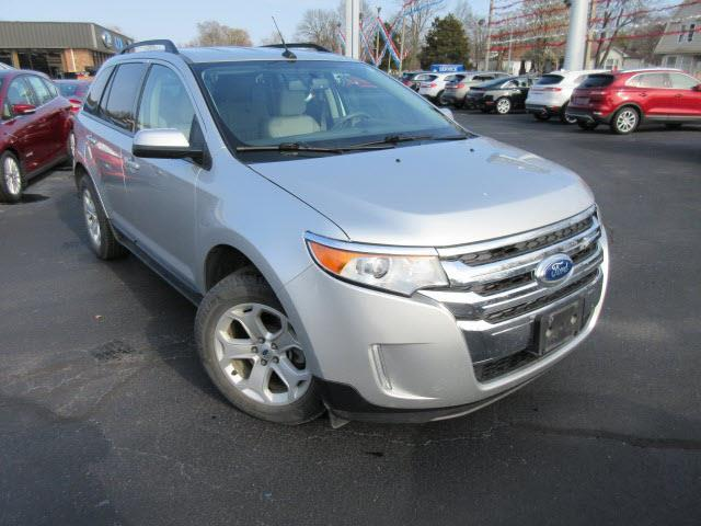 2013 ford edge sel sel 4dr suv for sale in central city illinois classified. Black Bedroom Furniture Sets. Home Design Ideas