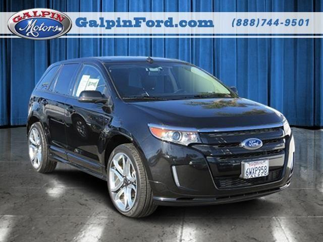 2013 ford edge sport 4d utility sport for sale in northridge california classified. Black Bedroom Furniture Sets. Home Design Ideas