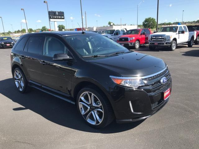 2013 ford edge sport awd sport 4dr crossover for sale in scottsbluff nebraska classified. Black Bedroom Furniture Sets. Home Design Ideas