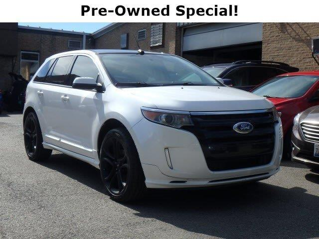 2013 ford edge sport awd sport 4dr crossover for sale in lincolnwood illinois classified. Black Bedroom Furniture Sets. Home Design Ideas